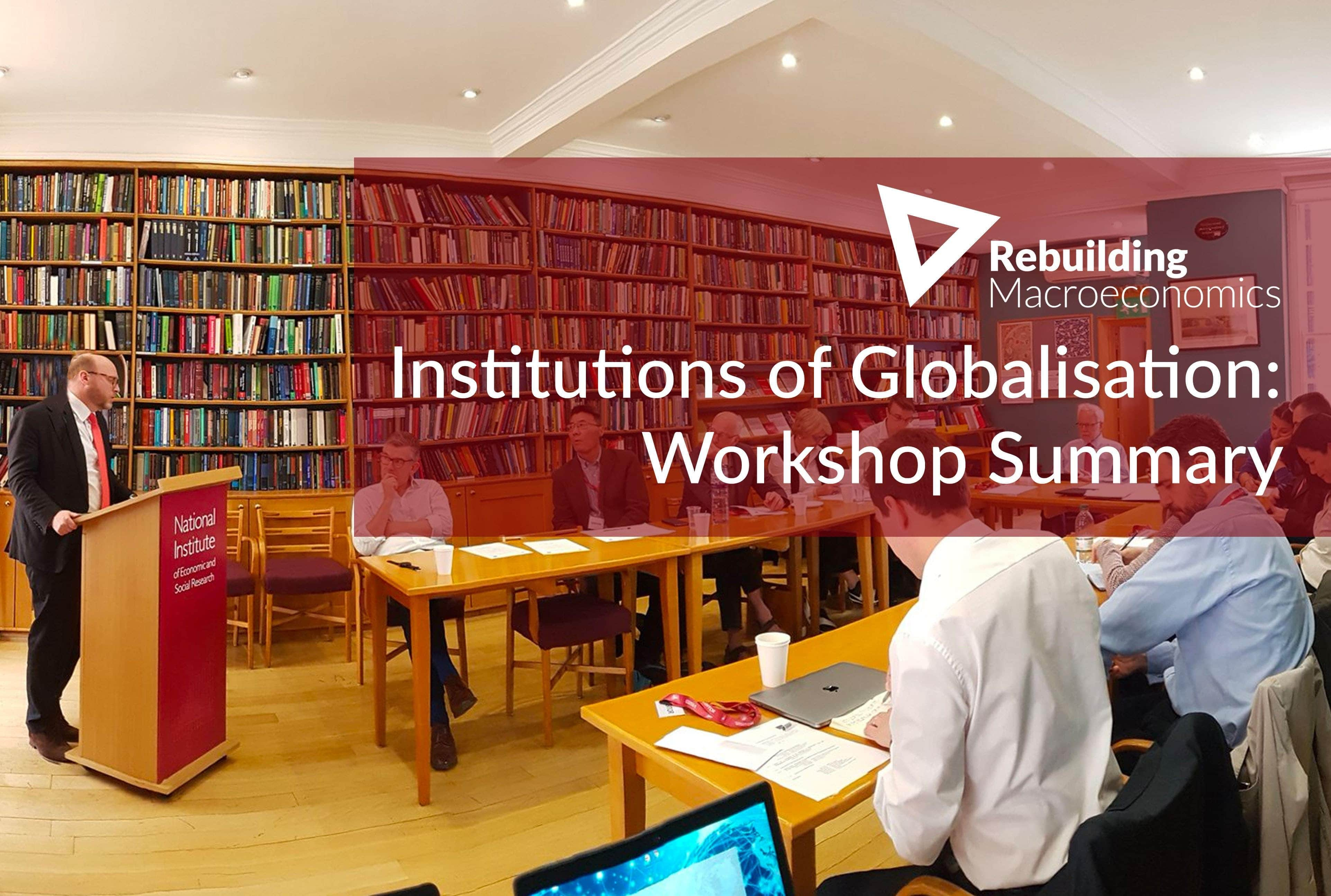 Globalisationhubworkshop