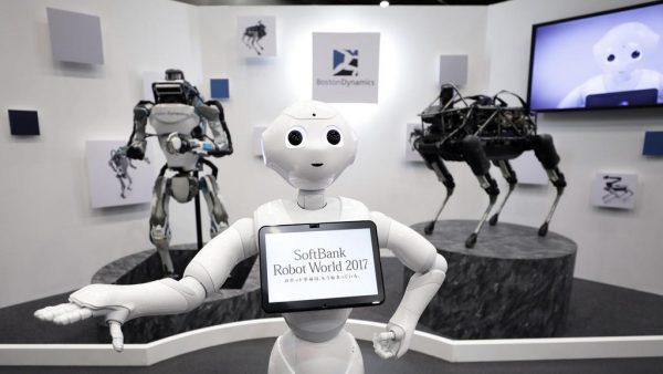 Japan Softbank Robot