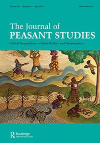 Journal Of Peasant Studies